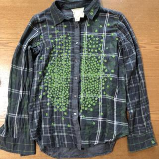 アズノウアズ(AS KNOW AS)のチェックシャツ クリーニングタグ付き(シャツ/ブラウス(長袖/七分))