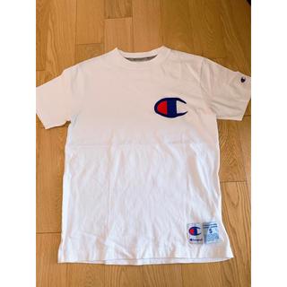 チャンピオン(Champion)のchampion チャンピオン 白 Tシャツ(Tシャツ(半袖/袖なし))