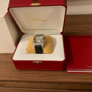 カルティエ(Cartier)のカルティエ    サントス100 ボーイズサイズ(腕時計)