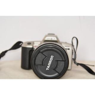 コニカミノルタ(KONICA MINOLTA)のミノルタα3600SI タムロン28~200(ジャンク品)(フィルムカメラ)