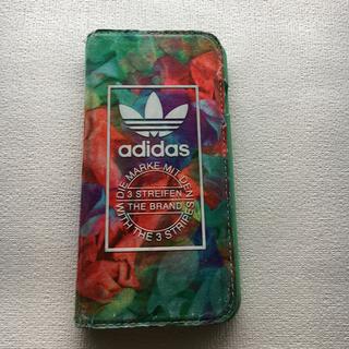 アディダス(adidas)のアディダス アイフォンケース 6 6s(iPhoneケース)