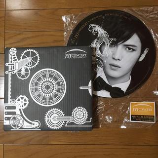 ジェイワイジェイ(JYJ)の2013 JYJ CONCERT in TOKYO DOME  DVDとうちわ(K-POP/アジア)