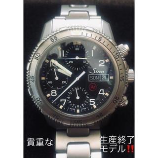 シン(SINN)のジン SINN203・Ti・Ar Ser.1030067(腕時計(アナログ))
