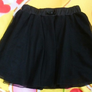 女の子120♡チュールスカート(スカート)