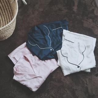 ジーユー(GU)の未使用 ホワイト GU パジャマ(パジャマ)