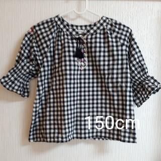 シマムラ(しまむら)の子供服女の子 150(Tシャツ/カットソー)