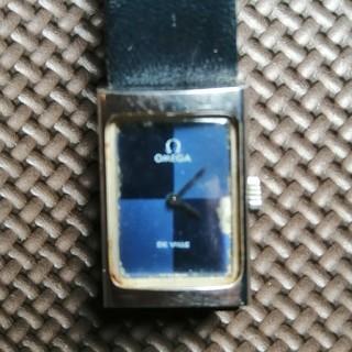 オメガ(OMEGA)のオメガ デビル 手巻き時計 ジャンク品(腕時計(アナログ))