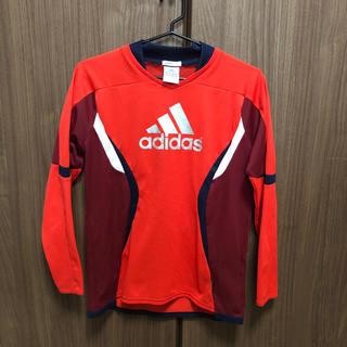 アディダス(adidas)のadidasサッカー長袖Tシャツ(ウェア)