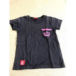 ベビードール(BABYDOLL)のBABYDOLL Tシャツ 120 ブラック(Tシャツ/カットソー)