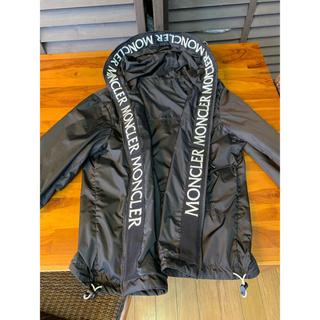 モンクレール(MONCLER)のmoncler モンクレール  マセロー 19ss ブラック size4  XL(ナイロンジャケット)