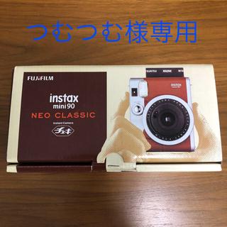 フジフイルム(富士フイルム)のチェキ instax mini90 ネオ クラシック(フィルムカメラ)