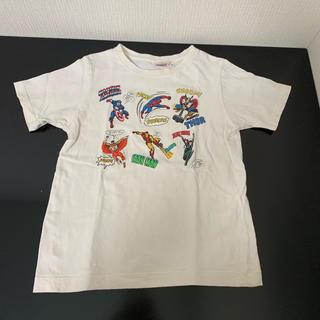 ジーユー(GU)の120cm Tシャツ(Tシャツ/カットソー)