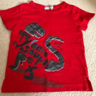 ハッカキッズ(hakka kids)のTシャツ110(Tシャツ/カットソー)