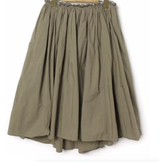 デミルクスビームス(Demi-Luxe BEAMS)のDemi-Luxe BEAMS フレアギャザースカート 38(ひざ丈スカート)
