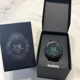 スント(SUUNTO)のSUUNTO CORE Ultimate Black(腕時計(デジタル))