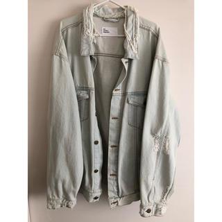 フィアオブゴッド(FEAR OF GOD)のEPTM crushed denim jacket(Gジャン/デニムジャケット)