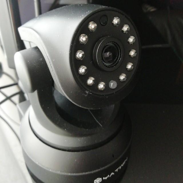 防犯カメラ スマホ/家電/カメラのスマホ/家電/カメラ その他(防犯カメラ)の商品写真