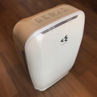 ダイキン(DAIKIN)のダイキン DAIKIN 加湿空気清浄機 TCK55M-W(空気清浄器)
