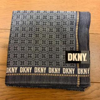 ダナキャランニューヨーク(DKNY)の【新品】DKNY ハンカチ(ハンカチ/ポケットチーフ)