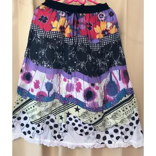 スカラー(ScoLar)のScoLar 2wayスカート(ロングスカート)