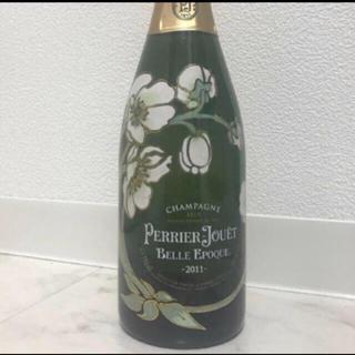 シャンパン ベルエポック 値下げしました(シャンパン/スパークリングワイン)