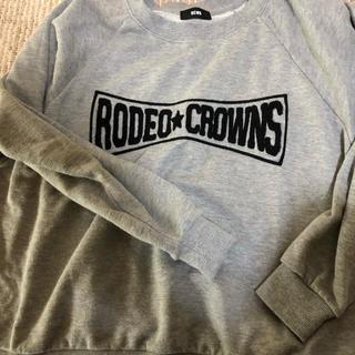 ロデオクラウンズ(RODEO CROWNS)のロデオクラウン(トレーナー/スウェット)