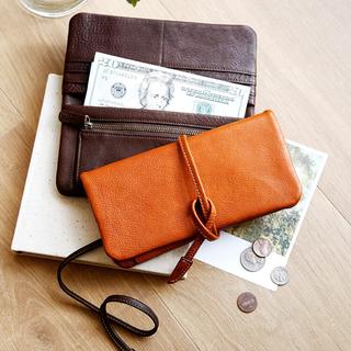 ツチヤカバンセイゾウジョ(土屋鞄製造所)の土屋鞄製造所 長財布 ループロングウォレット(財布)