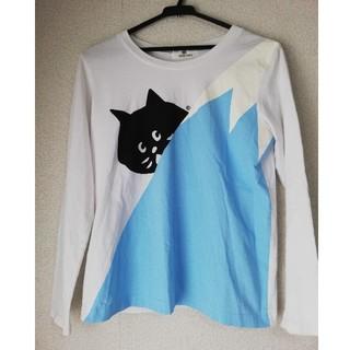 ネネット(Ne-net)のにゃー Ne-net ネネット 長袖Tシャツ(Tシャツ(長袖/七分))