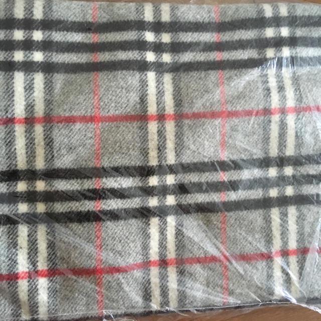 BURBERRY(バーバリー)のBurberryマフラー メンズのファッション小物(マフラー)の商品写真