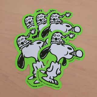 スヌーピー(SNOOPY)のスヌーピー ミュージアム ポストカード 5枚セット(写真/ポストカード)
