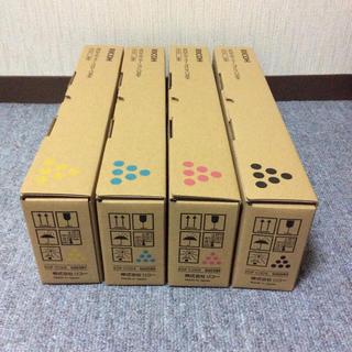 リコー(RICOH)のリコー プリンタートナー  RICOH SP トナー C740H 全色(PC周辺機器)