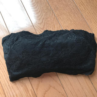 グレイル(GRL)のファッション トップス スカート ワンピース INGNI GRL Heather(ベアトップ/チューブトップ)