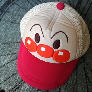アンパンマン(アンパンマン)のアンパンマン☆帽子☆53センチ(帽子)