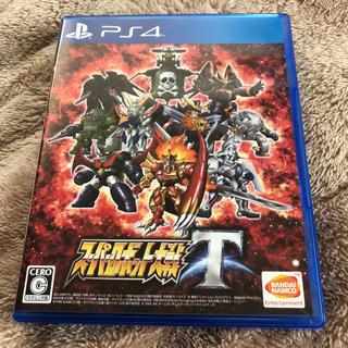 バンダイナムコエンターテインメント(BANDAI NAMCO Entertainment)のスーパーロボット大戦T PS4   専用です(家庭用ゲームソフト)