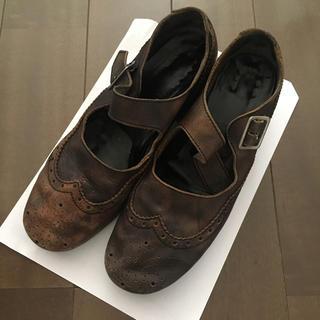 ジュンヤワタナベコムデギャルソン(JUNYA WATANABE COMME des GARCONS)のジュンヤワタナベ/コムデギャルソン/靴(ローファー/革靴)