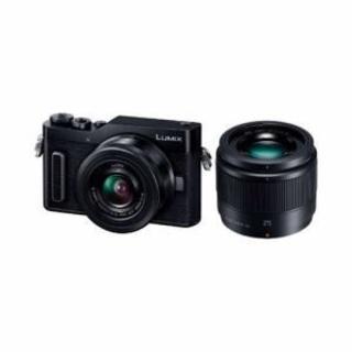 パナソニック(Panasonic)のパナソニック デジタルカメラ/一眼レフDC-GF10W-K(デジタル一眼)