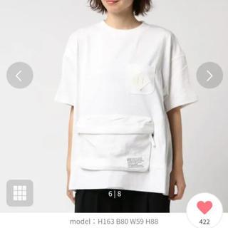 ネネット(Ne-net)のネ・ネット BACKPACK T(Tシャツ(半袖/袖なし))