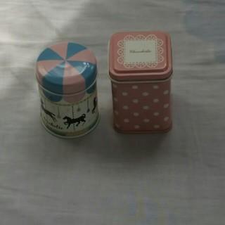 チョコホリック(CHOCOHOLIC)のチョコホリック ミニ缶セット(日用品/生活雑貨)