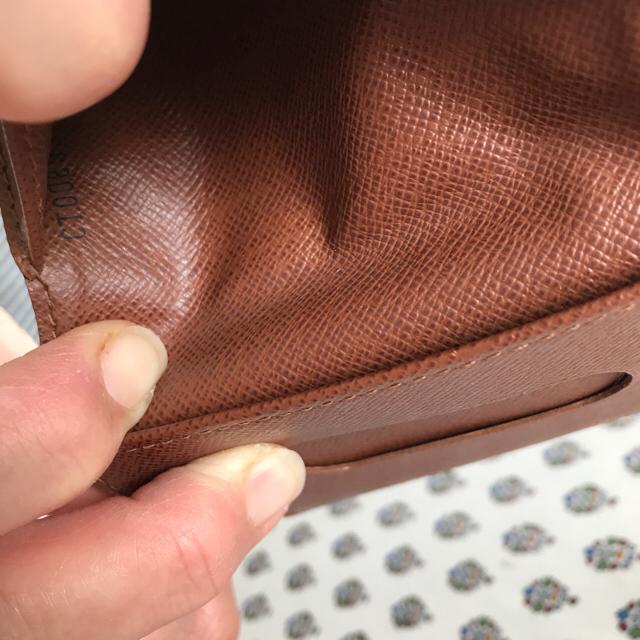 LOUIS VUITTON(ルイヴィトン)のルイヴィトン パスケース レディースのファッション小物(パスケース/IDカードホルダー)の商品写真