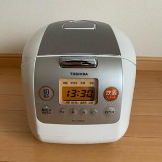 トウシバ(東芝)の東芝 炊飯器 5.5号(炊飯器)