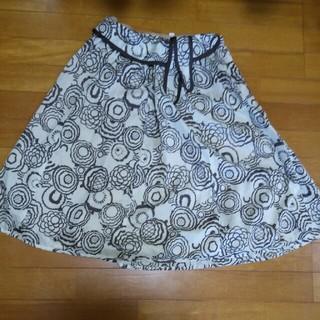 アーペーセー(A.P.C)のスカート(ひざ丈スカート)