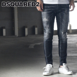 DSQUARED2 - 定価半額以下!限定特価!極美品 DSQUARED2 denim 15aw 42