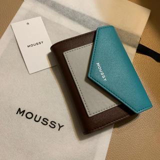 moussy - moussy非売品ウォレット