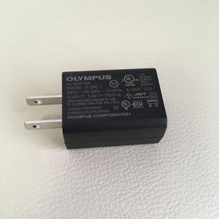 オリンパス(OLYMPUS)の【新品未使用】USB電源アダプタ(バッテリー/充電器)