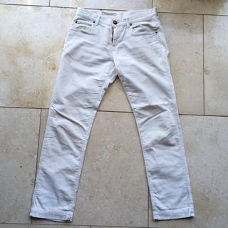 ダブルスタンダードクロージング(DOUBLE STANDARD CLOTHING)のダブルスタンダードクロージング 白パンツ(デニム/ジーンズ)