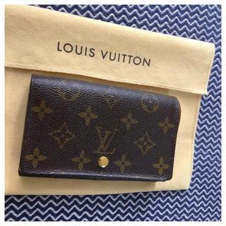 LOUIS VUITTON - LOUISVUITTON🍀Ꮮ字財布✨正規品