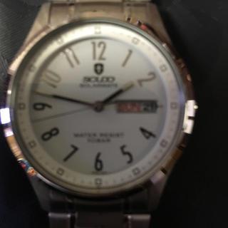 シチズン(CITIZEN)のCITIZEN SCUDO ソーラー腕時計(腕時計(アナログ))