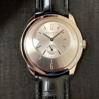 ダンヒル(Dunhill)のダンヒル  時計 エキセントリック 手巻 機械式 クラシックウォッチ(腕時計(アナログ))