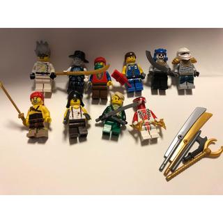 レゴ(Lego)の★レゴ 人形 まとめ売り★(積み木/ブロック)
