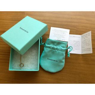 ティファニー(Tiffany & Co.)のティファニー Tiffany ネックレス(ネックレス)